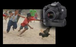 Curso de Fotojornalismo de Rua