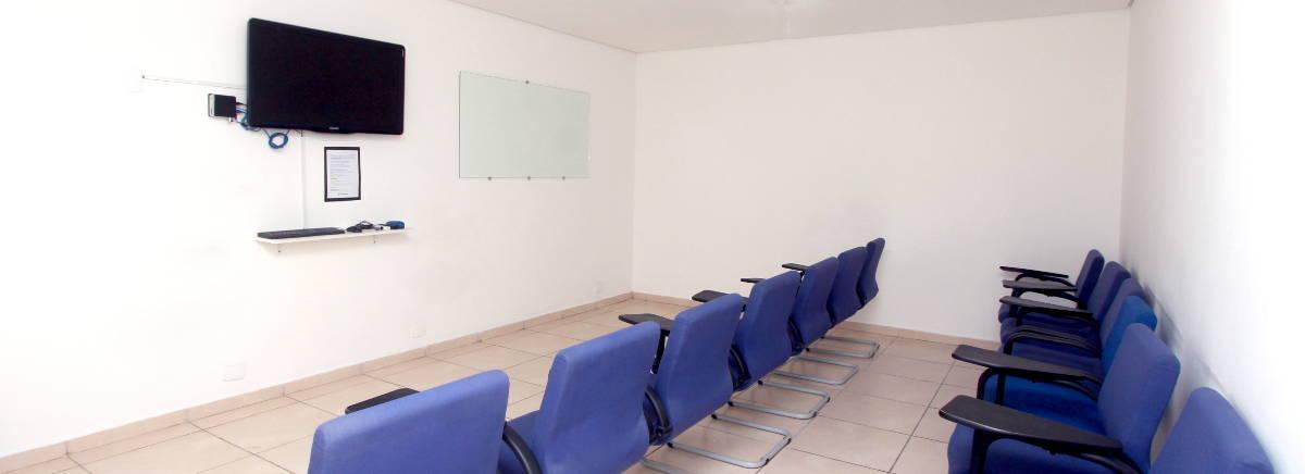 sala de aula 1 da escola de fotografia